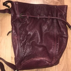 All You Need Leather Bucket Bag